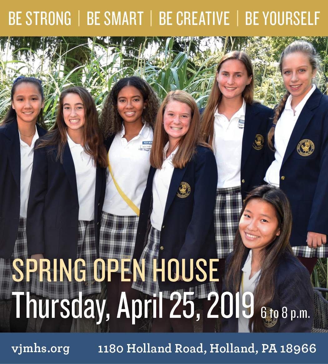 Villa Open House, April 25, 2019