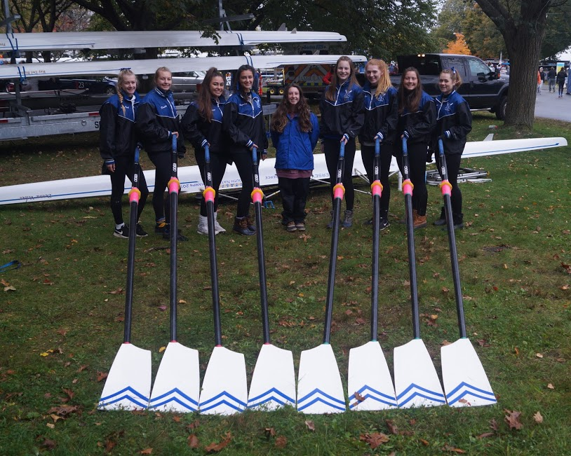 Villa Rowing at Prestigious Event