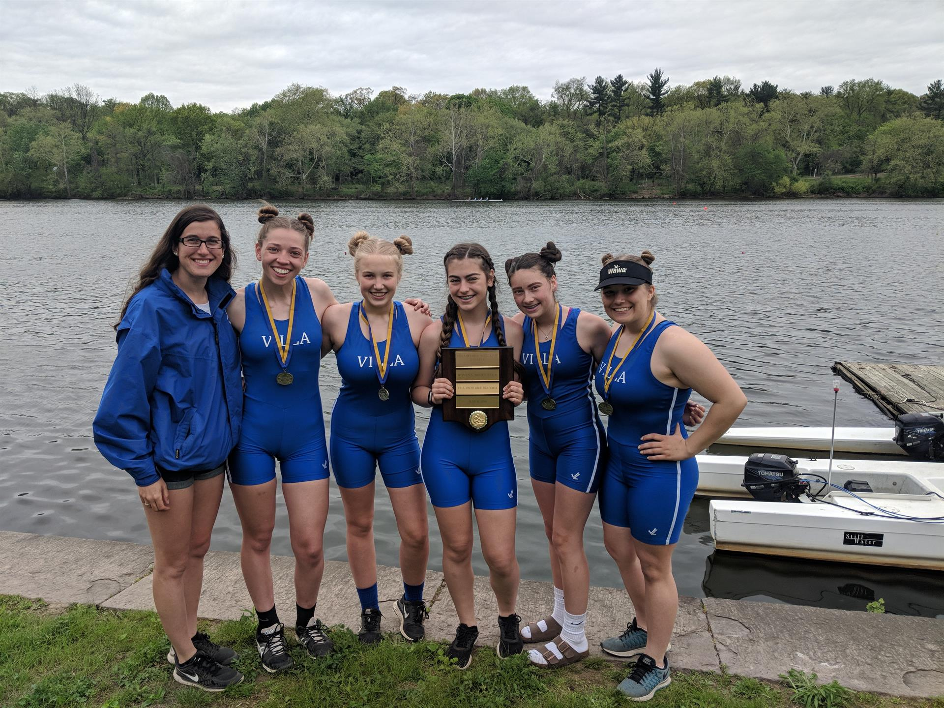 Rowing Wins City Championship Title!