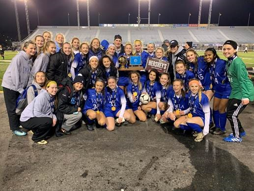 Soccer Team Wins States!